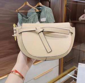 Classic Fashion Shoulder Bags Cowhide Material Urban Beauty Special Model Female Bags Woman Sac Popular New Trend High Quality Hot Sale 2020