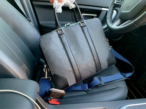 Men's handbags business premium briefcases crossbody bag Fashionable men's bags to enhance temperament best selling type