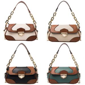 pM5KA Hot Sell Brand New Fashion Womens Simple Canvas Hobo Baby Bags britpop handbag Bags Designer Retro Shoulder Diaper Brown Black Pink