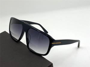 Новые моды дизайн солнцезащитные очки 0754 квадратная тарелка каркас простой и популярный стиль самого продажи высочайшее качество UV400 защитные очки