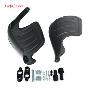 MotoLovee Motorcycle Hand Guard Handlebar Handguard Motorbike Hand Protector Crash Sliders Falling Protection Wind Guard 2pc lot1