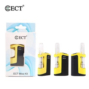 new coming high performance popular products ECT MICO 500mah battery e cigarette battery ecig kit hot product 2020