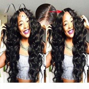 Wholesale Silk Top Full Lace Wig Indian Human Hair Lace Pelucas de encaje para mujeres negras