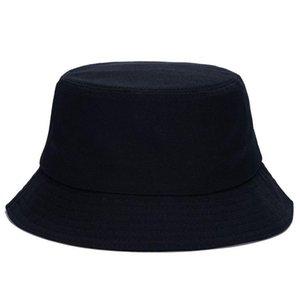 Cokk Panama, chapeaux pour les femmes unisexe Chapeau Homme portable pliable à plat Solide Couleur Diy Bob Sun Hat Visor été Swy bbybGe mj_fashion