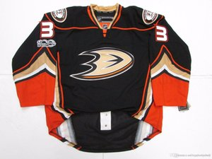 Cheap custom SILFVERBERG ANAHEIM DUCKS HOME 100th ANNIVERSARY EDGE 2.0 7287 JERSEY stitch add any number any name Mens Hockey Jersey XS-5XL