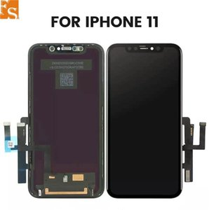 2021 NEW For iPhone X XS XS Max XR 11 11pro 11pro max LCD Display For OLED TFT Touch Screen Digitizer Replacement Assembly