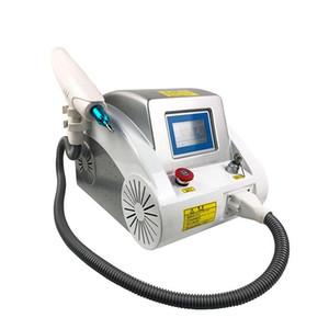 Machine de déménagement de tatouage Vente chaude chaude de bonne qualité remaniement pigment Machine laser avec bon service retrait au laser
