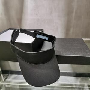 Письмо Empty Top Cap Casual Summer Shade Visor ВС мужские высокого качества Hat Спорт женщин гольф теннис Пляж стяжкой Snapback бейсболках