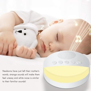 Night Lights Sleep Therapy Sound white noise Machine For Baby 20 Soothing Sound Simulated Uterine Environment Breathing Lamp