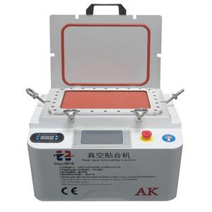 AK Тарелка Тип Ламинатор Вакуумный LCD ОСА ламинатор машина Bubble Remover Ремонт машины для сенсорного экрана Макс 12 Приведите дюймов