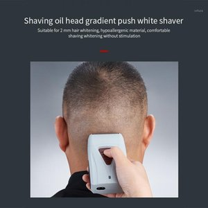 Newest Reciprocating hair Shaver Trimmer Razor Hair Clipper electric shaver Machine Cut Beard Barber Razor For Men Style Tool1