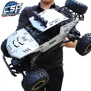 2020 NEW High speed Trucks 1:12 2. Radio Control RC Car remote control car Off-Road Trucks boys Toys for Children RC Car LJ201209