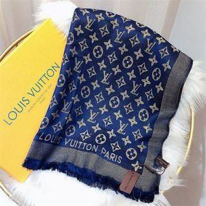 Дизайнер шелк Длинный шарф для женщин Горячие продажи бренда Письмо Печатные шарфы шали пашмины летние Большие Hijab Шарфы Для дам