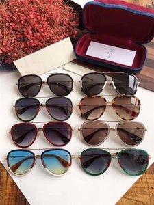 اعتصامات شعبية شعبية النظارات الشمسية النساء الرجال النظارات الشمسية السيدات إطار مضلع عدسة الشمس النظارات بالنيذ الأخضر النظارات الحمراء مع مربع الغبار