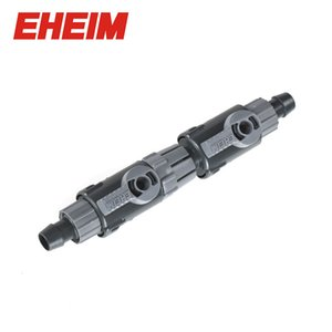 EHEIM DOUBLE TAP with quick COUPLING AQUARIUM FILTER release coupling Llave doble 9 12mm(S) 12 16mm(M) 16 22mm(L) Y200917