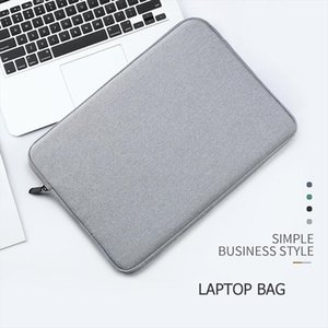 Laptop Sleeve case 13 inch Macbook Air Pro Ultra book Notebook computer Soft Plush lining Zip Bags Tablet Sleeve Cover Bags D
