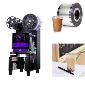Burbuja Copa de la máquina de sellado automático / selladores de mesa taza altura máxima de 18 cm / sellador plástico Dia 90mm / 95mm