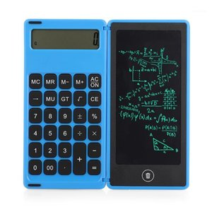 LCD Writing Tablet Drawing Tablets Graphic Tablets Handwriting Pads Electronic Graphic Board with Calculator Function Handheld1