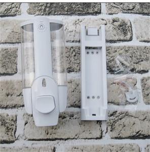 Single Head Soap Dispenser ABS Душевая GEL Box Hotel Rentroom Шампунь Чехол Съемный Белый Утепление 5 8ч L2