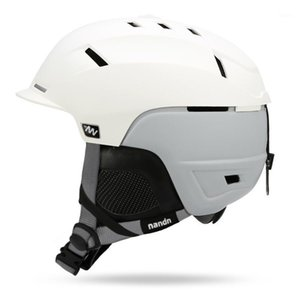 Profesional Invierno Hombres Mujeres Skiing Casco Snowboarding Patinaje Ski Ski Helmets Adolescente Transpirable Sports Helmets1