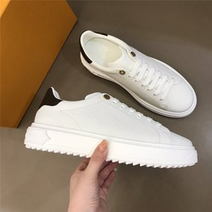 2021 casual shoes for men women, high quality fashion design, footrest, breathable leather embossed, black and white, size 38-45