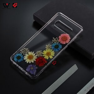 2019 New Design Dry Fruit Flowers Silicone Phone Case Cover For iPhone For Samsung For Huawei