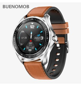 BUENOMOB Smart Watch Bracelet Support Japanese and Polish Heart Rate Blood Oxygen Waterproof IP68 Smart Bracelet