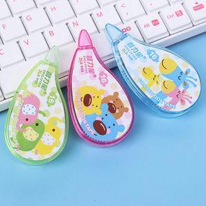 Correction Tape Kawaii Cute Cartoon Proofreader School Checker Corrector for Girls Boys Washi Masking Tape Stationery Supplies z0HX#