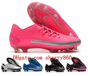 2020 nuovi mens di arrivo tacchetti da calcio Fantasma GT FG stivali scarpe da calcio da calcio botas de futbol oscuranti