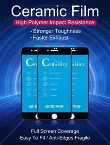 10шт Ceramic закаленное стекло протектор экрана iPhone 12 PRO MAX / 11/12 Mini бесплатная доставка
