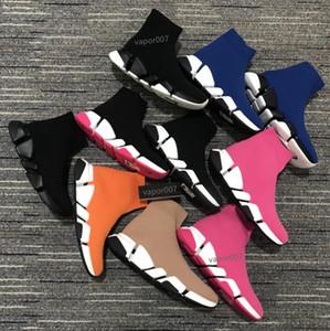 balenciaga balanciaga balenciaca balenciga Drop Shipping Hız Çorap 2.0 Erkekler Kadınlar Rahat Ayakkabılar Botlar Eğitmen Koşu Bej Boot Runners Runner Açık Spor Sneakers