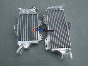 radiador de aluminio para el KX 125 KX125 1990 1991 90 91 (PAR) fMQj #