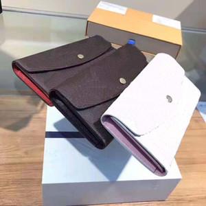 Les nouveaux produits sont un sac de carte de portefeuille populaire, à la mode et pratique, classique, sac à main, trois couleurs, taille: 19cm * 10cm ..