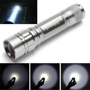 Kongyide Outdoor Focus 3000 Lumens 3 Modes XML XPE LED 18650 TORCH TORCHE Puissant Puissant pour la nuit1