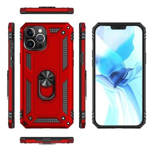 Luxury Armor Shockproof Magnetic Car Holder Ring Case for iphone 12 mini 11 pro max XR XS MAX 6 7 8 PLUS SE 2020