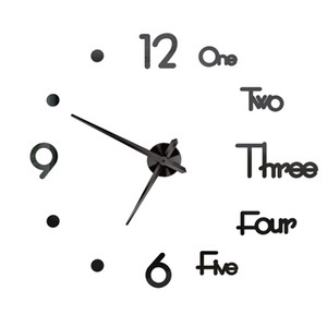 ins simple wall clock living room Nordic style atmosphere light luxury style home fashion creative trend modern clocks