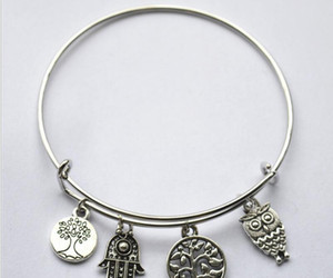 With Love Anchor & Life Trees Charms Bracelet Jewelry For Women Fine Jewelry ps1365