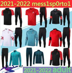 2020 Cousssuit Выжившие куртки набор 20/21 Polo Calhanoglu FL Футбольная куртка Sportswear Sportsuit Размер S-2XL
