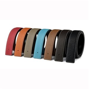 2020 new classic fashion high-quality Leather Belt Belt for men and women sports casual belt with a box 3.8 cm