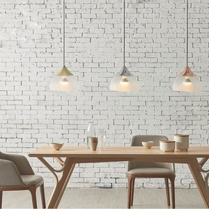 Clear Simple Creative Glass Lights Bar Coffee Shop Simple Chandelier Iron Droplight Experimental Bottle Lampr Frosted Glass