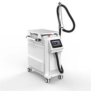 En yeni ağrı azaltın CE onaylı SHR lazer epilasyon için kullanılan soğuk hava cilt soğutma makinası