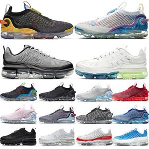 Nike Air Vapormax 2020 A buon mercato TN PLUS Uomo Donna Running Shoes BE TRUE Giallo Triple Nero Bianco Oreo Volt Viola Uomo Designer Trainer Sport Sneaker