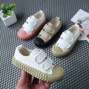 Spring Autumn Kids Sneakers Canvas Shoes Children Sport Shoes Girls Boy Shoes 201124