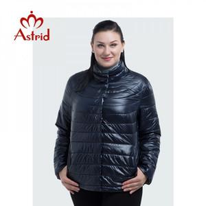 invierno nuevos productos Astrid Primavera mujeres ocio corto de alta calidad de la chaqueta femenina delgada capa AM-1999 201014