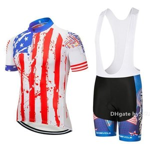 2020 Newest New Team Men \&#039 ;S Cycling Jerseys Set Tracksuits Sportwear ,Summer Bicycle Clothing Men Bicycle Clothing Bike Jersey +B