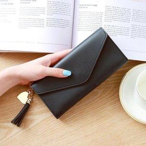 Portefeuilles femme femme embrayage portefeuille portefeuille long porte-carte sac de téléphone sac sac à main sac à main
