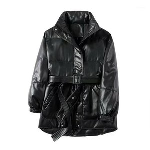 Winter women's jacket parka coat fashion thick warmth street women's winter down jacket parkas 2020 coat1