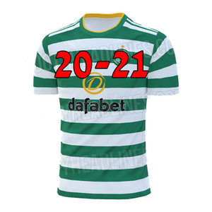 NCAA top thailand quality 2020 2021 Celtic soccer jerseys new home away 20 21 celtic football soccer shirts top kits men and kids sets unifo