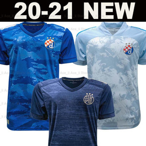 NCAA New 20 21 DINAMO ZAGREB home soccer jersey 2020 2021 away football shirt third top thailand quality kit set camiseta de fútbol