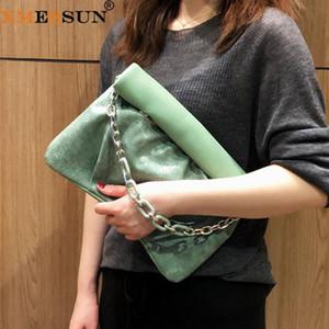 XMESSUN Новый дизайн конверт сумка мода цепь сумка сумка женских женщин модный посланник путешествия путешествия сцепления покупки K274 HCMMR